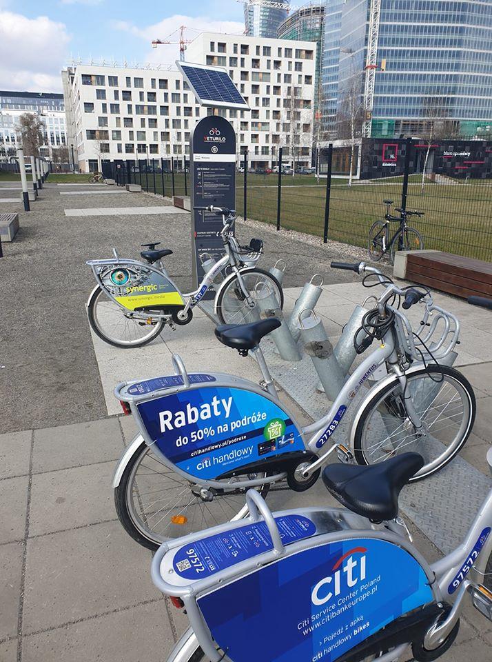 Sądecki rower publiczny