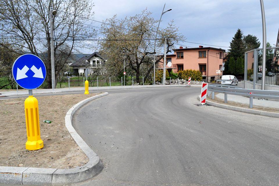 MZD remontuje sądeckie ulice