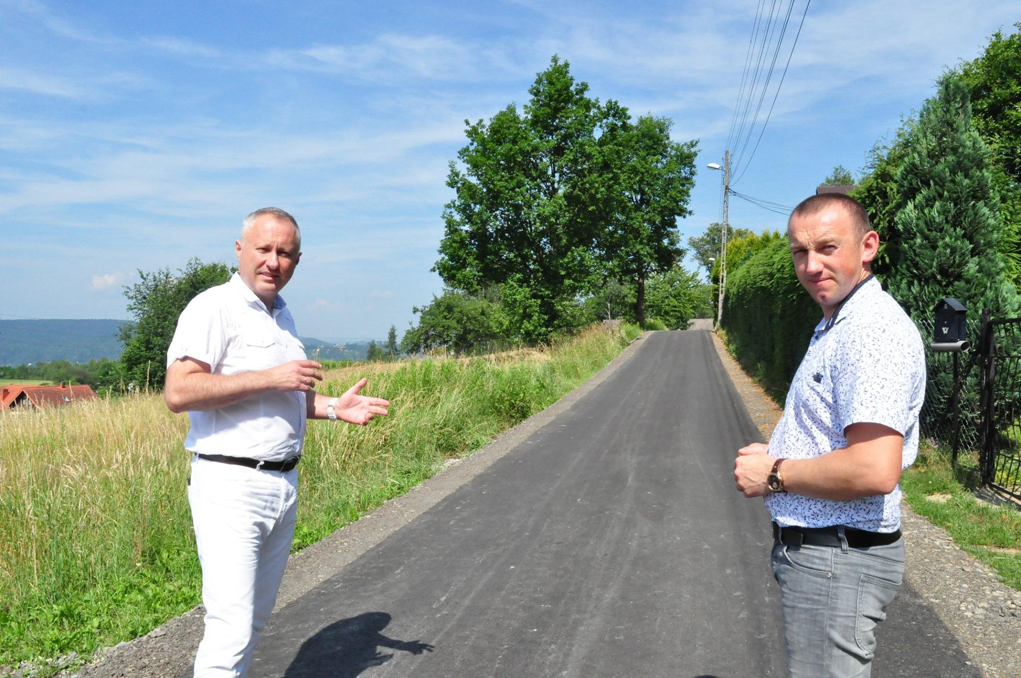 Remont ulicy Wiśniowej zakończony!