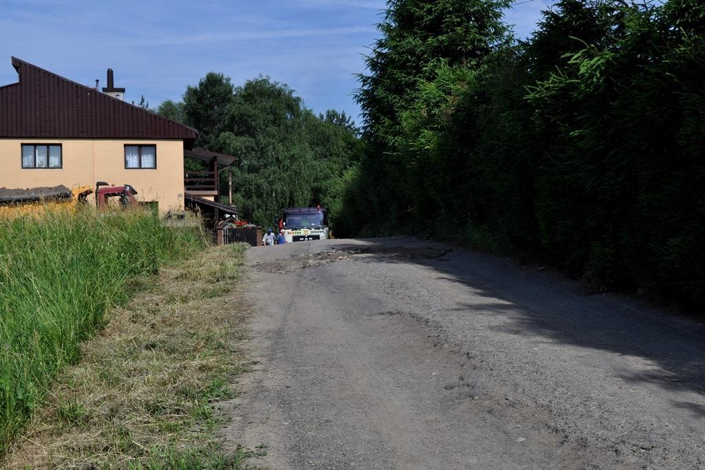 Ruszył remont ulicy Rodziny Stobieckich !!!