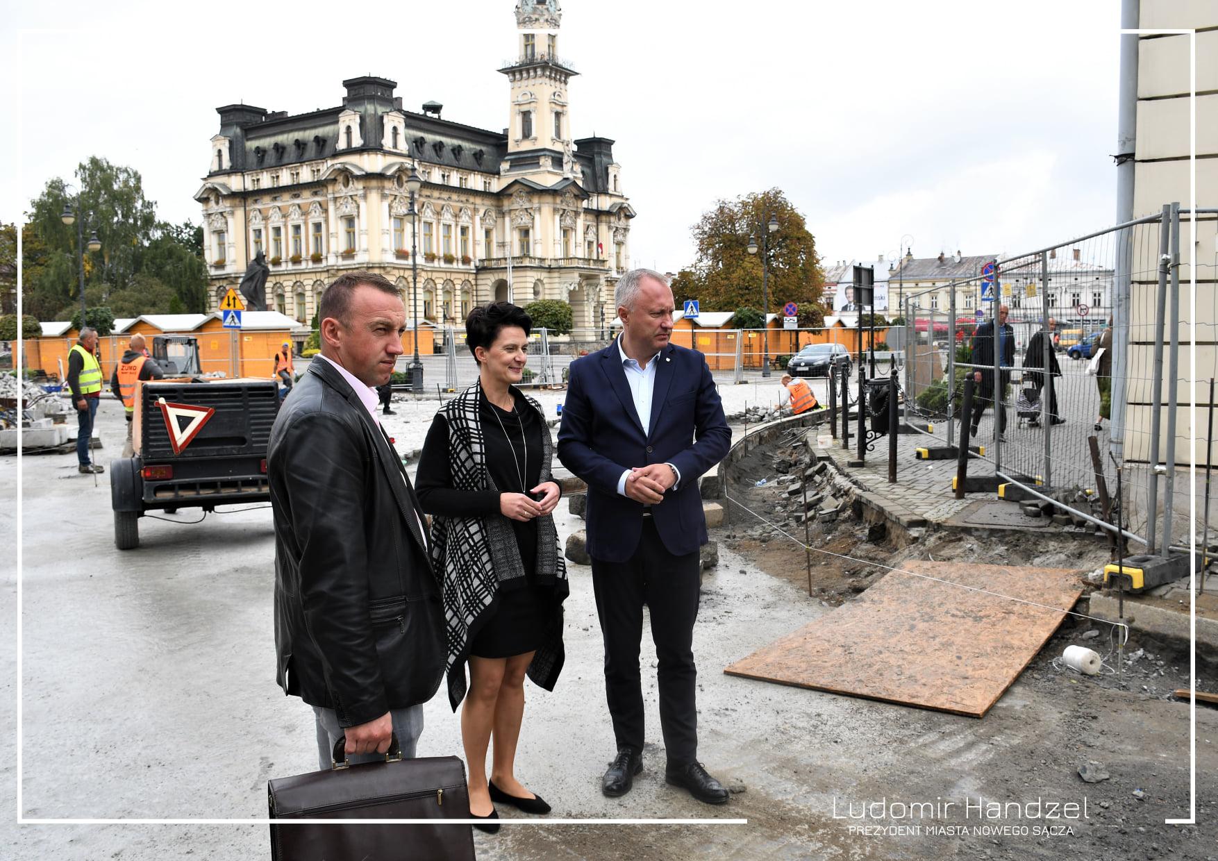 ????? Ul. Wyszyńskiego i Piotra Skargi już przejezdne!