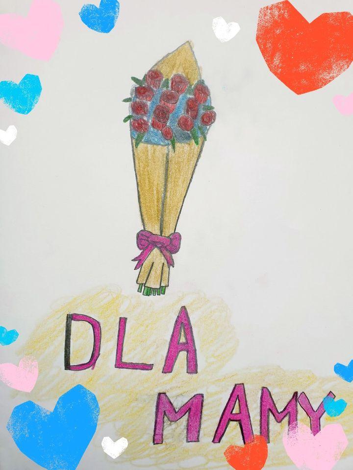 Jestem dumny ze swoich dzieci, że pamiętały…. Codziennie doceniamy wszystkie Mamy, ale dziś szczególnie im dziękujemy.♥️♥️♥️
