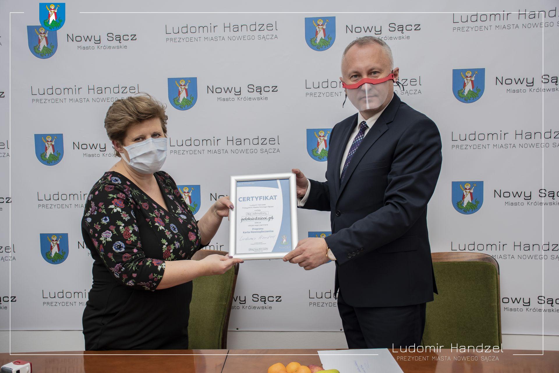 ?Sklep internetowy polskiedzieci.pl (Consalia Alina Poręba) – partnerem Karty Nowosądeczanina ?