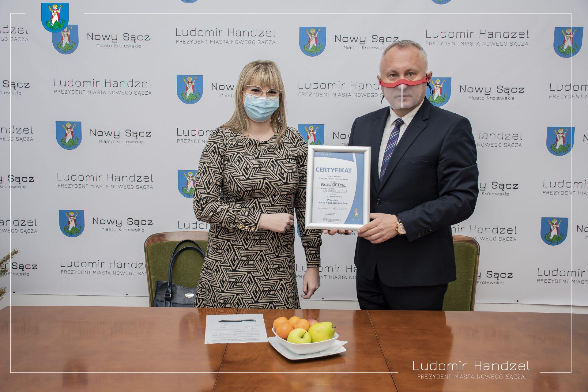 ?VisionOPTYK (Vision Optyk Monika Rola) – partnerem Karty Nowosądeczanina ?