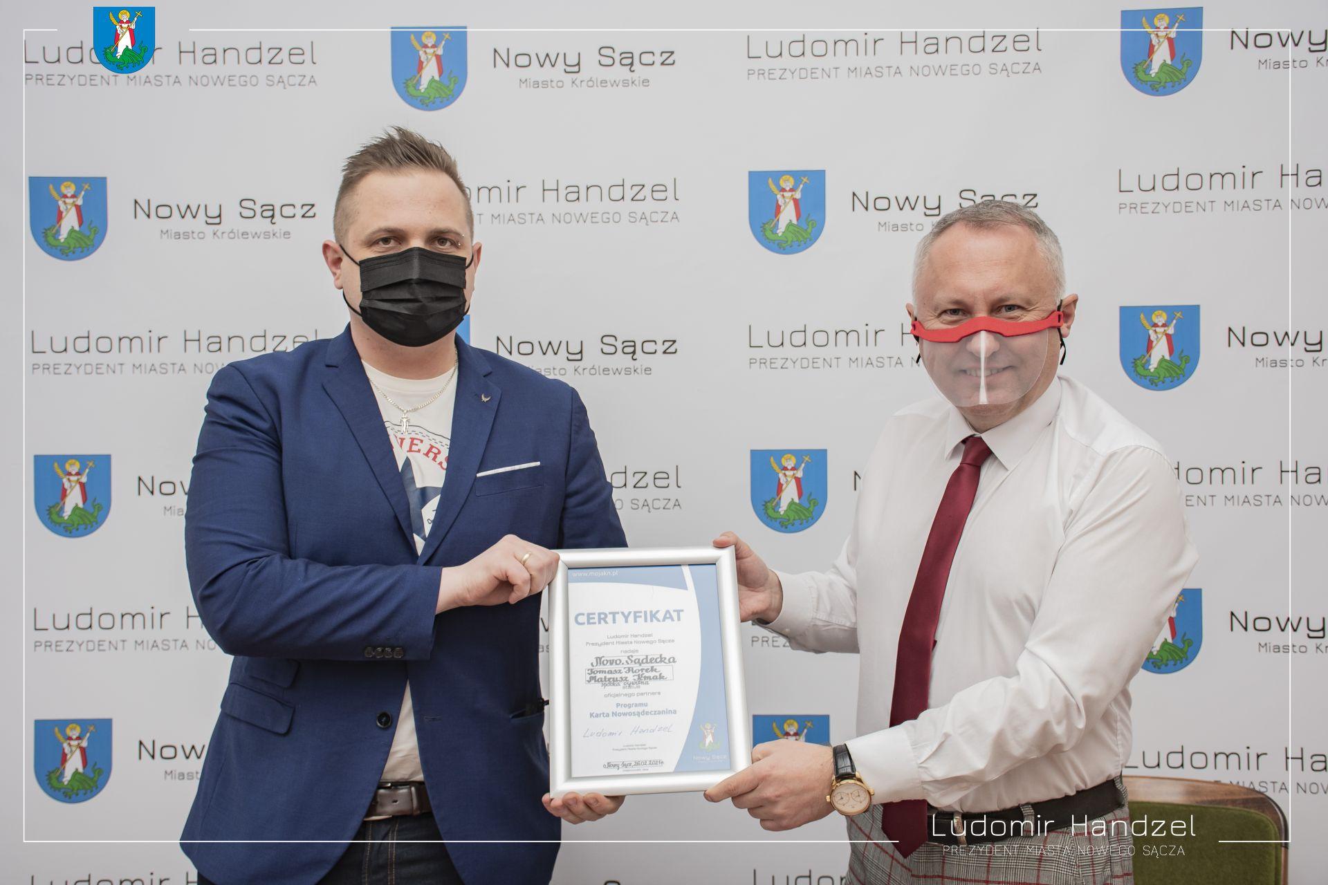 ? NOVO.sądecka resto & business club – partnerem Karty Nowosądeczanina ?