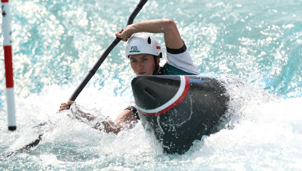 ?Gratulacje dla Klaudia Zwolińska-Canoe Slalom Athlete‼